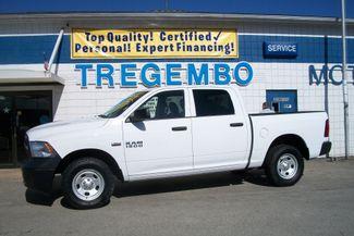 2016 Ram 1500 4x4 HEMI Crew Cab Bentleyville, Pennsylvania 64