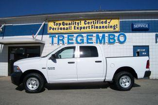 2016 Ram 1500 4x4 HEMI Crew Cab Bentleyville, Pennsylvania 48