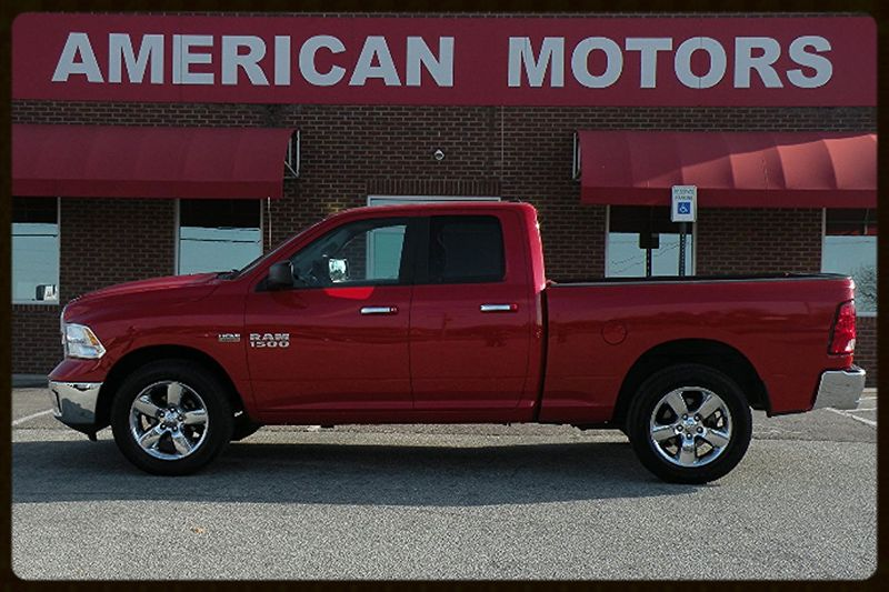 2016 Ram 1500 Big Horn | Jackson, TN | American Motors of Jackson in Jackson TN