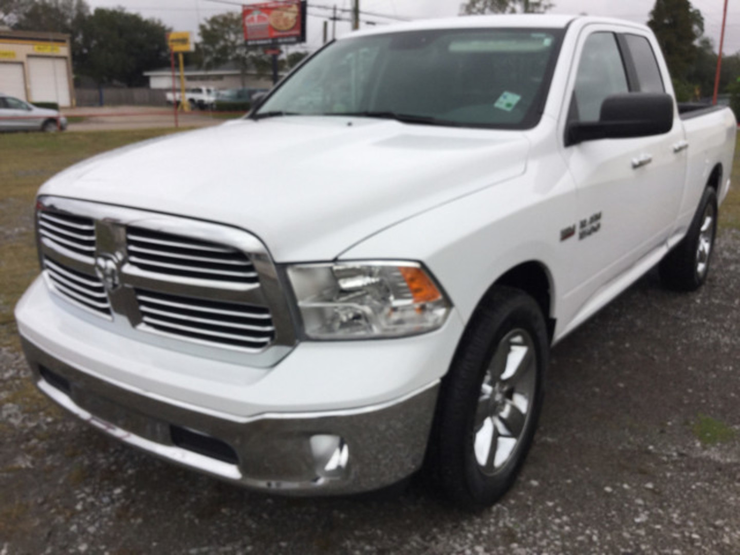 2016 ram 1500 big horn city louisiana billy navarre certified. Black Bedroom Furniture Sets. Home Design Ideas