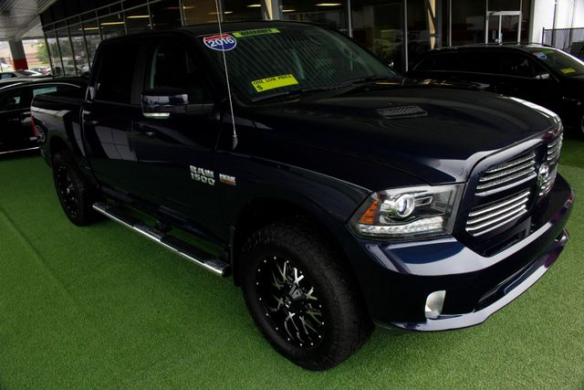2016 Ram 1500 Sport Crew Cab 4x4 - NAV - HEATED/COOLED LEATHER! Mooresville , NC 21