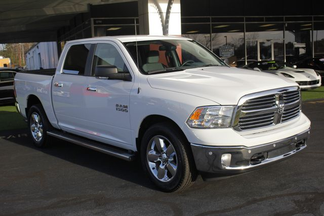 2016 Ram 1500 Big Horn Crew Cab 4x4 -  NAV - HEATED BUCKETS! Mooresville , NC 21