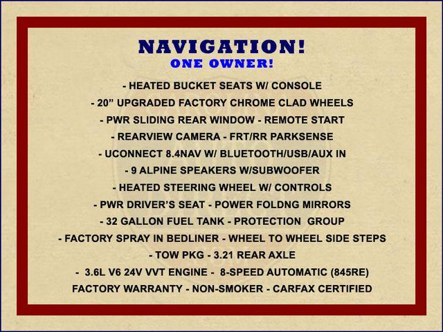 2016 Ram 1500 Big Horn Crew Cab 4x4 -  NAV - HEATED BUCKETS! Mooresville , NC 1