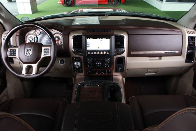 2016 Ram 1500 Longhorn Crew Cab 4x4 - DIESEL - HARD TONNEAU! Mooresville , NC 33