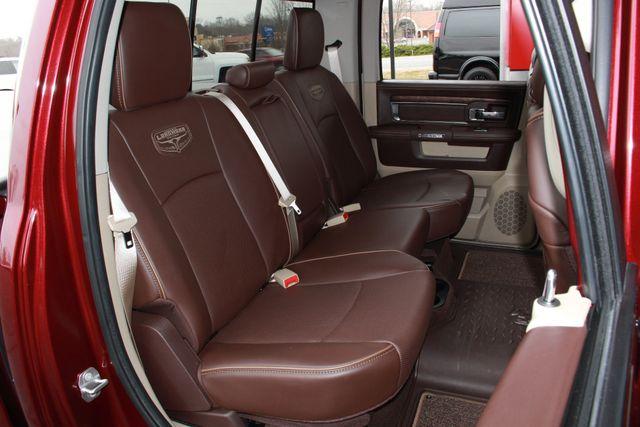 2016 Ram 1500 Longhorn Crew Cab 4x4 - DIESEL - HARD TONNEAU! Mooresville , NC 12