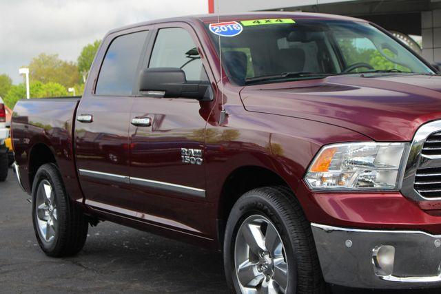 2016 Ram 1500 Big Horn Crew Cab 4x4 - HEATED BUCKETS! Mooresville , NC 24