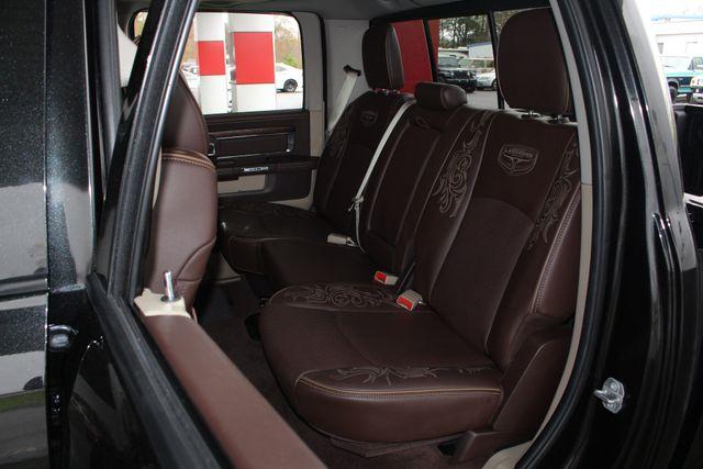 2016 Ram 1500 Longhorn Crew Cab 4x4 - DIESEL - NAV - SUNROOF! Mooresville , NC 11