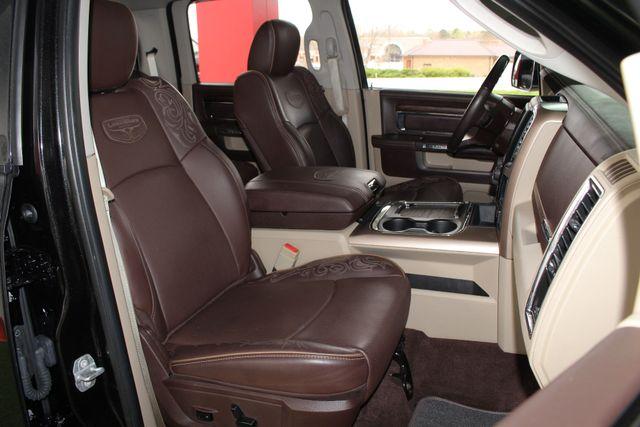 2016 Ram 1500 Longhorn Crew Cab 4x4 - DIESEL - NAV - SUNROOF! Mooresville , NC 13