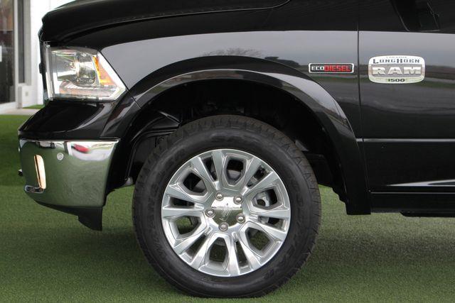 2016 Ram 1500 Longhorn Crew Cab 4x4 - DIESEL - NAV - SUNROOF! Mooresville , NC 20
