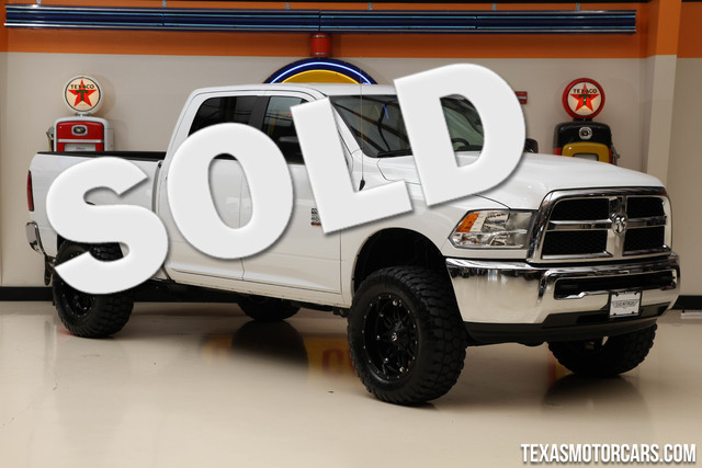 2016 Ram 2500 SLT This Carfax 1-Owner 2016 Ram 2500 SLT is in great shape with only 29 598 miles