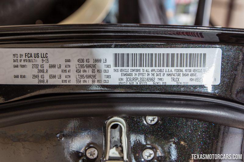 2016 Ram 2500 Longhorn 4X4  in Addison, Texas