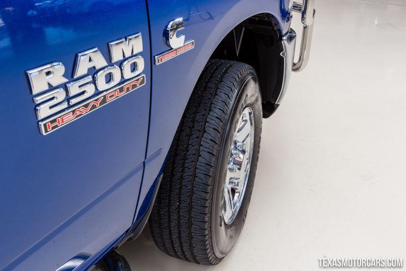 2016 Ram 2500 Tradesman 4X4  in Addison, Texas