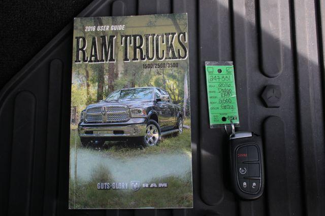 2016 Ram 2500 Laramie Crew Cab 4x4 SPORT EDITION - LIFTED! Mooresville , NC 17