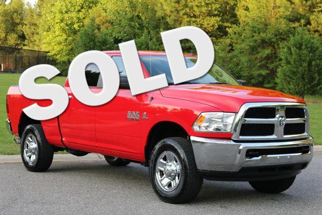 2016 Ram 2500 SLT DIESEL4X4 Mooresville, North Carolina 0
