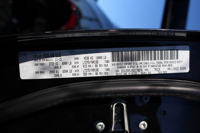 2016 Ram 2500 SLT Mega Cab 4x4 - LIFTED - 6SP MANUAL! Mooresville , NC 60