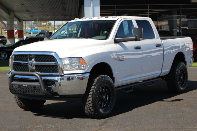 2016 Ram 2500 Crew Cab 4x4 - LIFTED - TRUE MANUAL SHIFT! Mooresville , NC 24