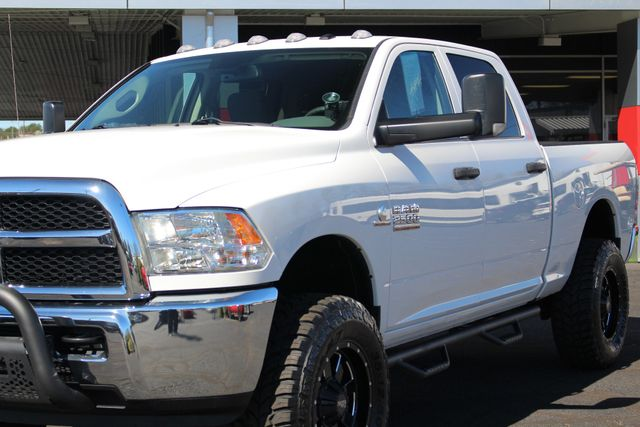 2016 Ram 2500 Crew Cab 4x4 - LIFTED - TRUE MANUAL SHIFT! Mooresville , NC 26
