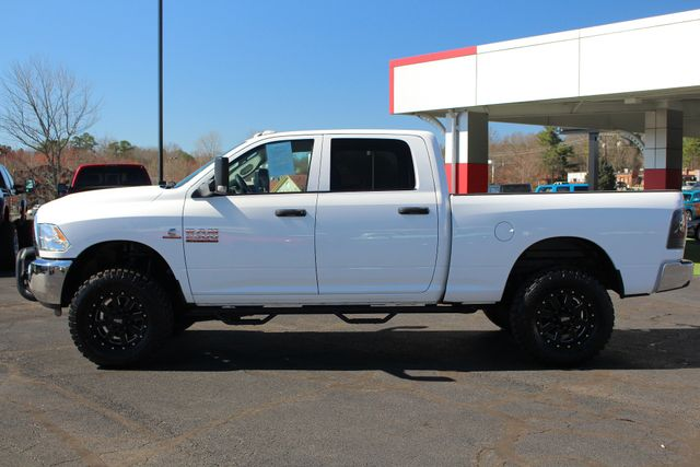 2016 Ram 2500 Crew Cab 4x4 - LIFTED - TRUE MANUAL SHIFT! Mooresville , NC 15