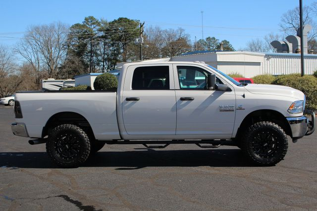 2016 Ram 2500 Crew Cab 4x4 - LIFTED - TRUE MANUAL SHIFT! Mooresville , NC 14