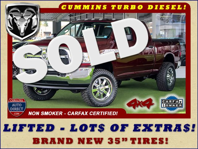 2016 Ram 2500 Crew Cab 4x4 - LIFTED - LOT$ OF EXTRA$! Mooresville , NC 0
