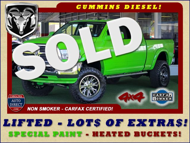 2016 Ram 2500 Big Horn Crew Cab 4x4 - LIFTED - EXTRA$! Mooresville , NC 0