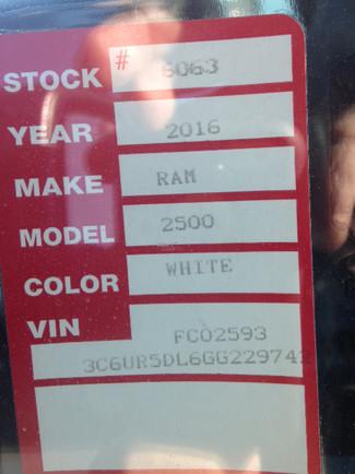 2016 Ram 2500 SLT Nephi, Utah 4