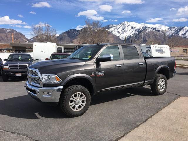 2016 Ram 2500 Laramie Ogden, Utah 2