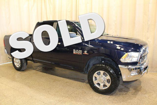 2016 Ram 2500 Big Horn Roscoe, Illinois 0