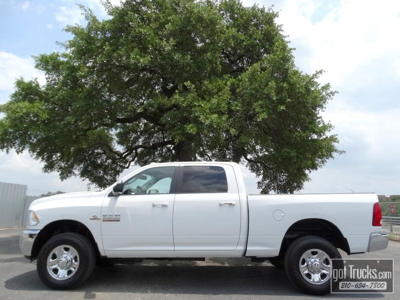 2016 Dodge Ram 2500 Crew Cab SLT 6.7L Cummins Turbo Diesel 4X4 in San Antonio Texas