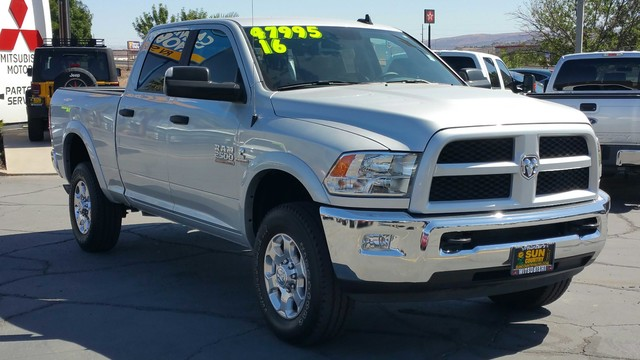 2016 Ram 2500 Outdoorsman St. George, UT 2