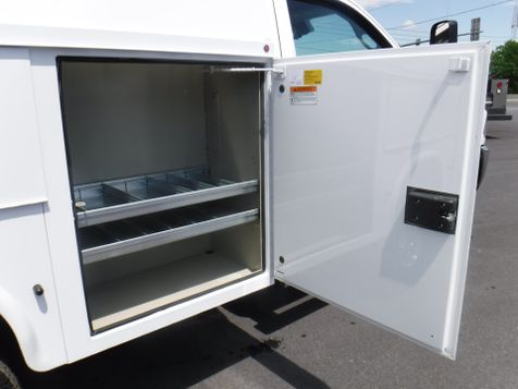 2016 Ram 3500 4x4 with New 9' Knapheide KUV Enclosed Utility Bed in Ephrata, PA