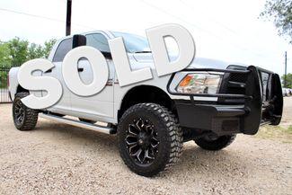2016 Ram 3500 SRW Tradesman Crew Cab 4X4 6.7L Cummins Diesel 6 Speed Manual Sealy, Texas