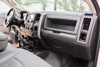 2016 Ram 3500 SRW Tradesman Crew Cab 4X4 6.7L Cummins Diesel 6 Speed Manual Sealy, Texas 42