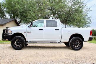 2016 Ram 3500 SRW Tradesman Crew Cab 4X4 6.7L Cummins Diesel 6 Speed Manual Sealy, Texas 6