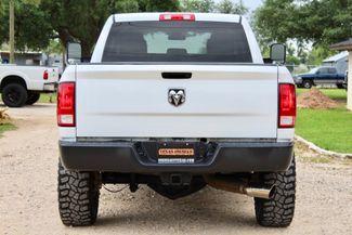 2016 Ram 3500 SRW Tradesman Crew Cab 4X4 6.7L Cummins Diesel 6 Speed Manual Sealy, Texas 9