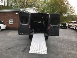 2016 Ram ProMaster Cargo Van handicap wheelchair van Dallas, Georgia 1