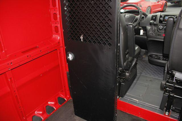 "2016 Ram ProMaster Cargo Van 2500 159"" WB HIGH ROOF - NAVIGATION! Mooresville , NC 42"