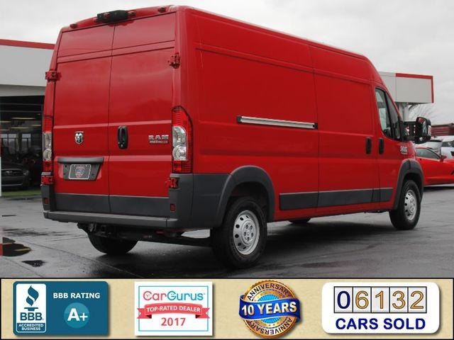 "2016 Ram ProMaster Cargo Van 2500 159"" WB HIGH ROOF - NAVIGATION! Mooresville , NC 2"