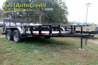 2016 Rettig 14 Wrap Utility Trailer  | Jackson , MO | First Auto Credit in  MO
