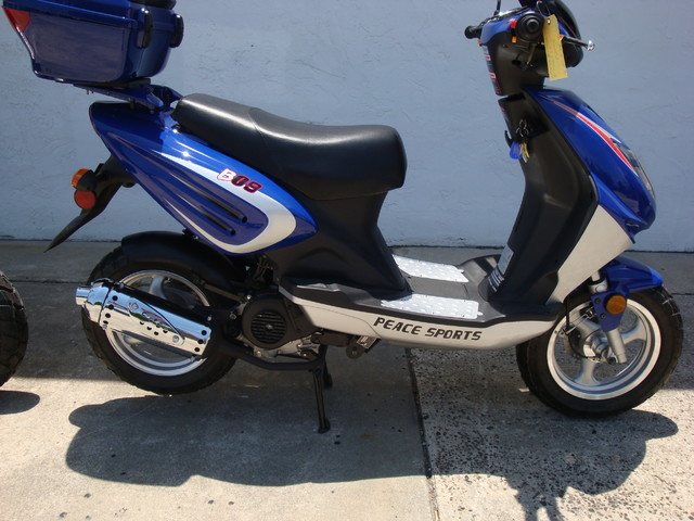 2016 Riya B09 scooter Daytona Beach, FL 3