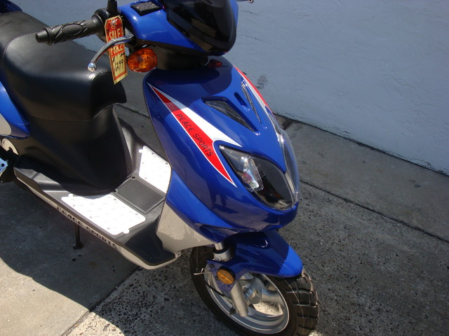 2016 Riya B09 scooter Daytona Beach, FL 2