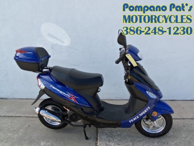 2016 Riya Renagade Scooter Daytona Beach, FL 0