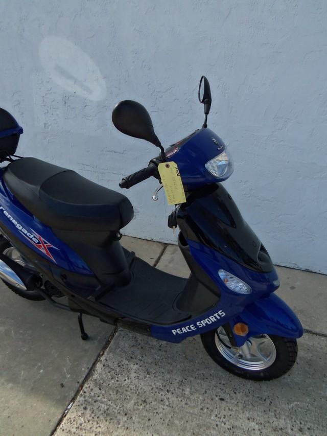 2016 Riya Renagade Scooter Daytona Beach, FL 3