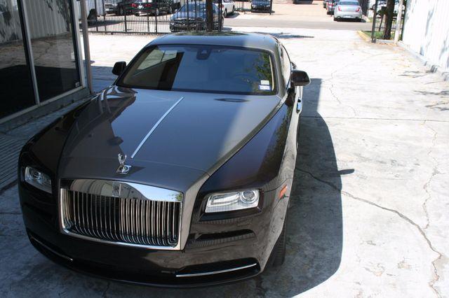 2016 Rolls-Royce Wraith Houston, Texas 10