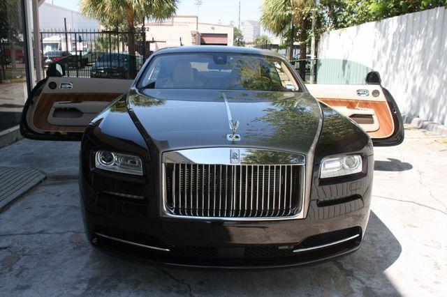 2016 Rolls-Royce Wraith Houston, Texas 14