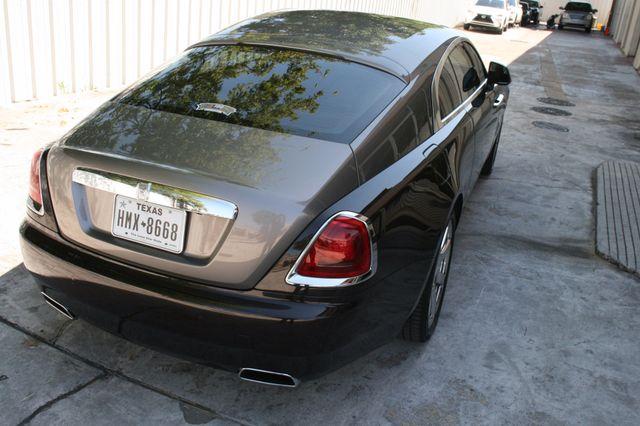 2016 Rolls-Royce Wraith Houston, Texas 7