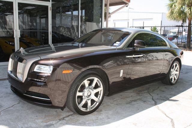 2016 Rolls-Royce Wraith Houston, Texas 9