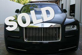 2016 Rolls-Royce Wraith Houston, Texas