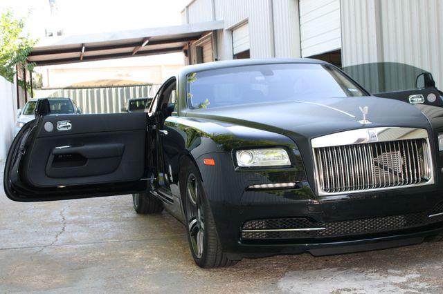 2016 Rolls-Royce Wraith Houston, Texas 16