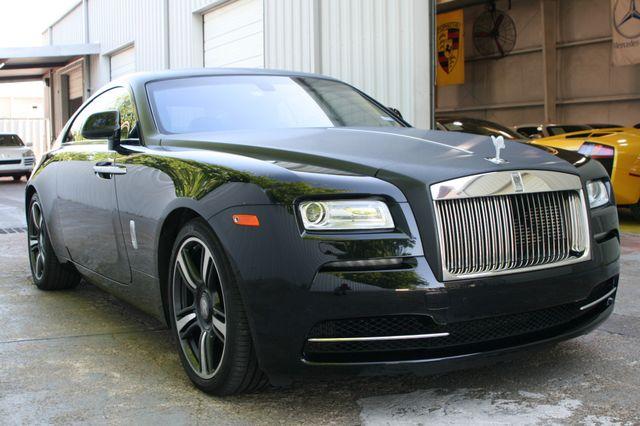 2016 Rolls-Royce Wraith Houston, Texas 2